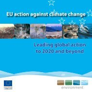 EU action against climate change