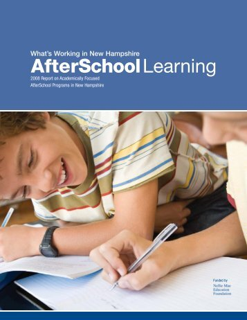AfterSchool Learning - RMC Research Corporation Portsmouth