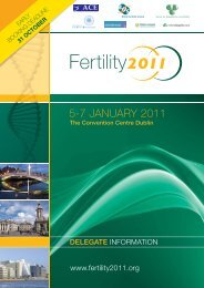 Fertility 2011 Delegate Brochure_100823.indd - Eventtrac