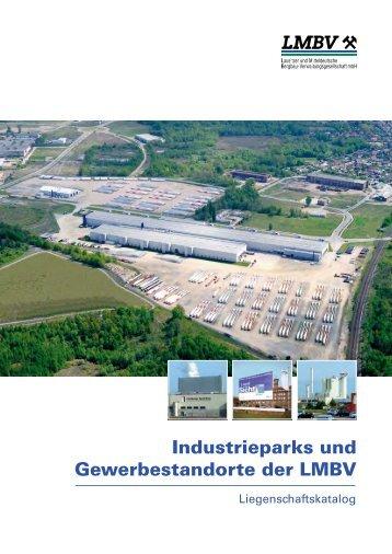 Industrieparks und Gewerbestandorte der LMBV - Mitteldeutsche ...