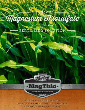 MagThio® Brochure - Tessenderlo Kerley