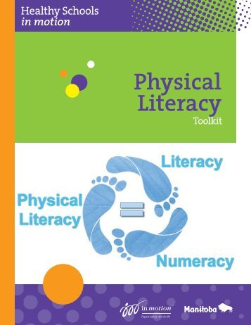 Physical Literacy Toolkit - Manitoba in motion