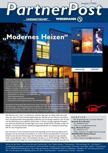 wiedemann magazine. Black Bedroom Furniture Sets. Home Design Ideas