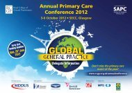 3-6 October 2012 - Eventtrac