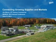 Jim Moore - Connecting Growing Supplies and Markets