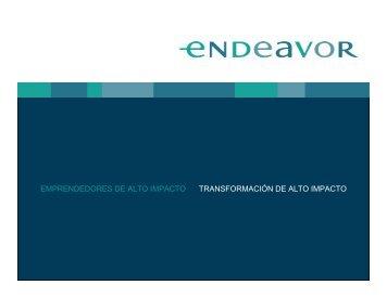 EMPRENDEDORES DE ALTO IMPACTO ... - Coparmex