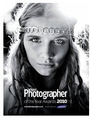 of the Year Awards 2010 - Digital Photographer