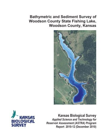 Woodson County State Fishing Lake, Woodson County, KS