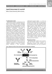 Aspetti biotecnologici di Lucentis® ITALIAN JOURNAL OF ... - Ijph.it