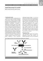 Aspetti biotecnologici di Lucentis® ITALIAN JOURNAL OF ... - Ijph.it
