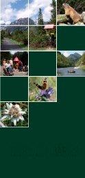 Tatry bez bariér - brožúra - Štátne lesy TANAPu