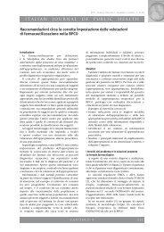Scarica Articolo (2.22 MB) - Ijph.it