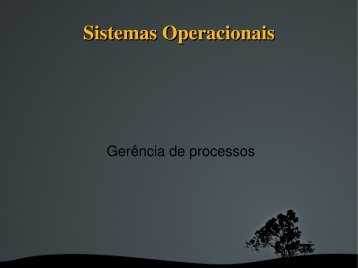 Sistemas Operacionais - Rossano.pro.br
