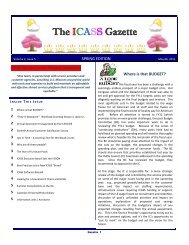 5th Edition - Volume 2 - May 2011 - ICASS