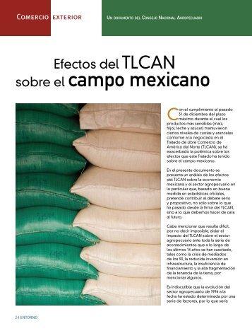 sobre el campo mexicano - Coparmex