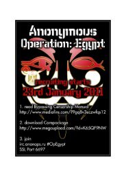 Anonymous Pressemitteilung-operation-aegypten