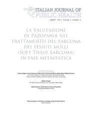 Scarica Articolo (3.93 MB) - Ijph.it