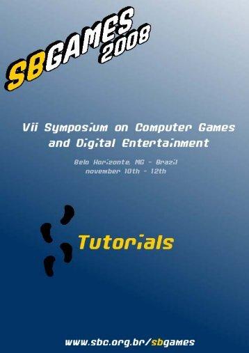 VII SBGames - Tutorials - PUC Minas