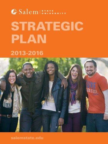 Strategic Plan - Salem State University