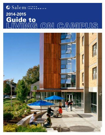 Guide to Living on Campus [PDF] - Salem State University