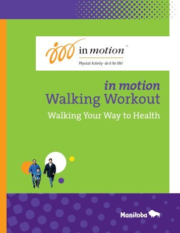Walking Workout - Manitoba in motion