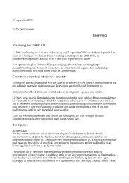 Beretning 2007 - tjekkiet@adoption.dk