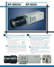 KP-DE500 (pdf) - Imaging Products Group