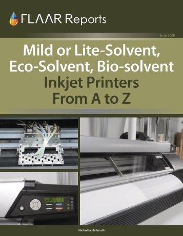 Mild or Lite-Solvent, Eco-Solvent - Wide-format-printers.org