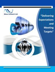 """""""Delivering Expectations and Meeting Targets"""""""