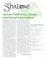 Human Trafficking, Slavery and Sexual Exploitation - Brethren in ...