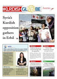 Syria's Kurdish opposition gathers in Erbil - Kurdish Globe