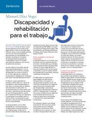 Manuel Díaz Vega: Discapacidad y - Coparmex