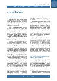 1. Introduzione - Ijph.it