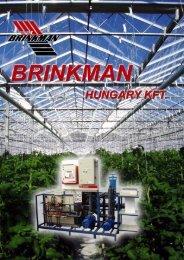 Page 1 Page 2 A Brinkman Hungary Kft. a kertészkedéshez ...
