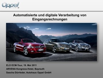 Autohaus Oppel - noeske netsolutions GmbH