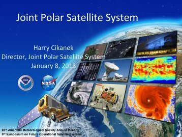 Joint Polar Satellite System - GOES-R