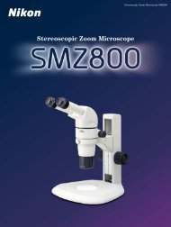 Stereoscopic Zoom Microscope