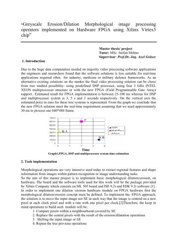 """Hardware-based Morphological filters implementation using ... - IAT"