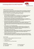 Erkundungsroboter ABC-Probenahme - IAT - Seite 2
