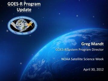 GOES-R Program Update