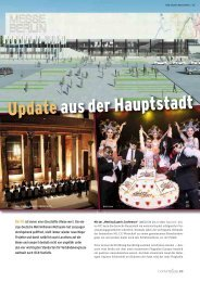 Update aus der Hauptstadt - Convention-International
