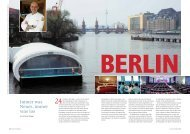 Berlin - Immer was Neues, immer was los - Convention-International