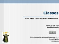 Classes - Unisinos