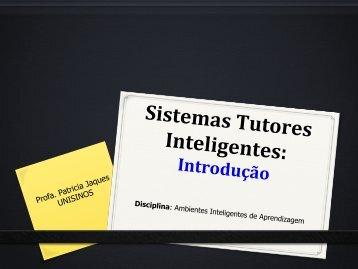 Introdução a STI - Unisinos