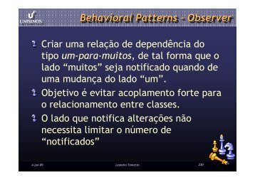 Observer - Unisinos