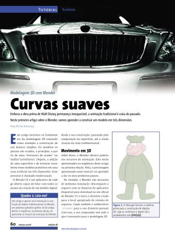 Curvas suaves - Linux New Media