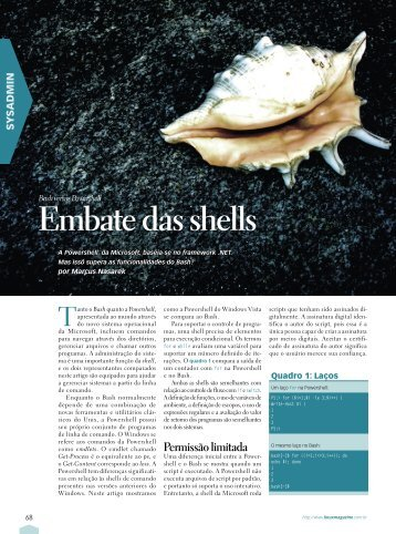 Powershell - Linux New Media