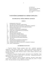 viešųjų pirkimų tarnybos direktoriaus - Panevėžio Kazimiero ...