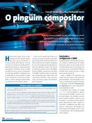 Instalando e configurando o LMMS - Linux Magazine