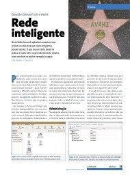 inteligente - Linux Magazine